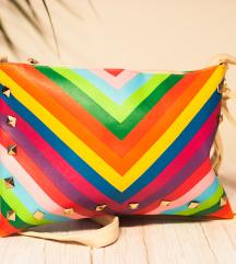 Rainbow torbica