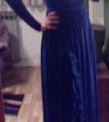 Dugačka svečana haljina - jednom nošena