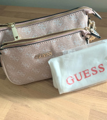 GUESS Mika Double Pouch Torbica