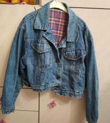 Stara jeans jakna OLD SCHOOL