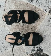 Sandale crne