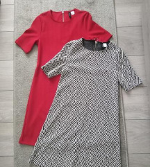 2 H&M haljinice LOT
