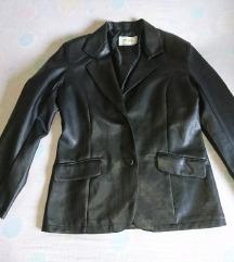 Kožna jakna Novo