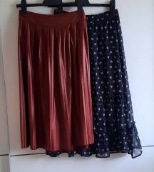 Suknje Zara, Reserved