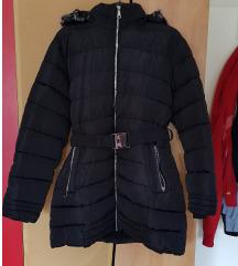 Geda aier crna zimska jakna