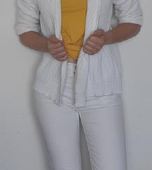 H&M bijela vestica