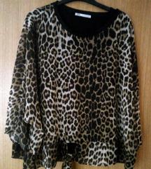 Zara leopard tunika