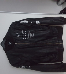 Fishbone kožna jakna S
