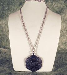Orijentalna ogrlica sa slavujima
