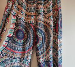 Šarene ljetne hlače