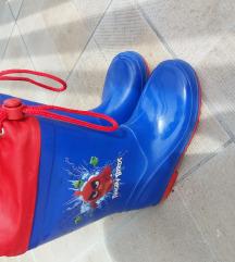 Cizme gumene za djecake 28