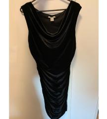 H&M haljina od baršuna