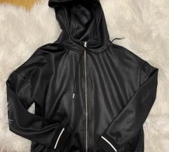 Crna hoodie/jaknica