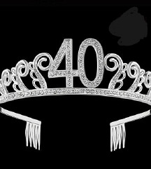Tiara * kruna 40 🎂Happy birthday