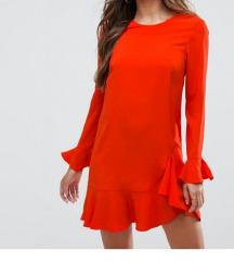 Nova Asos crvena haljina