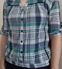 Karirana košulja, M