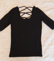 Beshka crna majica xs 34