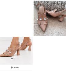 % Asos nove cipele s cirkonima 38