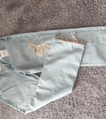 Nove traperice sa remenom br. 42 Zara