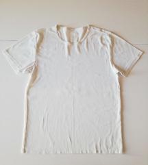 Bijela pamućna majica broj L - CALZEDONIA