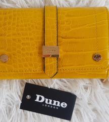 NOVO! DUNE žuti novčanik