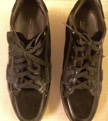 Alberto Guardiani ženske crne  cipele 38-39