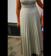 Zlatna duga haljina