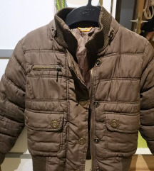 Mayoral smeda djecja topla jakna 140