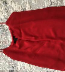 Mango Suit crveni top