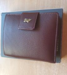Braun Buffel novi kožni novčanik