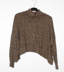 ZARA dolčevita pulover M
