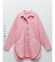 ZARA traper jakna/natkošulja