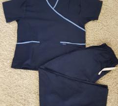Tamnoplava medicinska uniforma 40