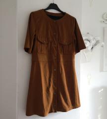 haljina jaknica Zara i suknja lot komplet