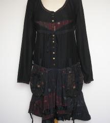 Marithé François Girbaud dizajnerska haljina