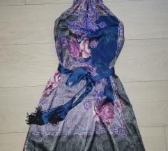 Ljubicasta haljina/tunika