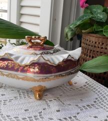 Barokna porculanska zdjelica