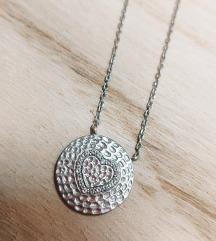 Srebrena ogrlica 925