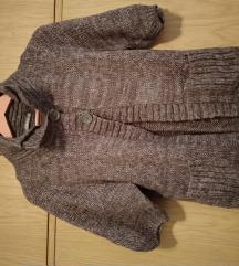 Pletena neobična jaknica