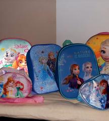 Dječji ruksaci i torbice