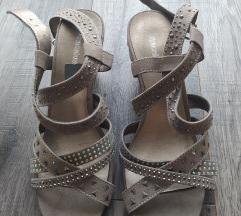 Sandale sa cirkonima