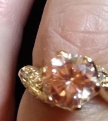 Prsten, bižuterija