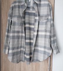 H&M jakna/košulja