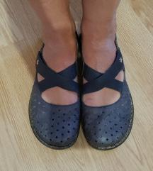 RIEKER anatomske cipele koža
