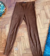 Kožne hlače zara