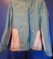 Plava zimska jakna M
