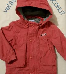 Jesenska/proljetna jakna za curicu
