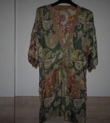 REPLAY orig. tunika/haljina od svile vel.XS/S/M