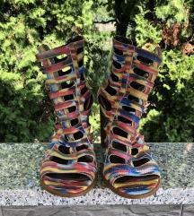 Poletto šarene sandale 39