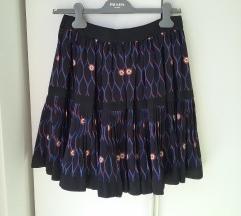 Kenzo suknja svila S/M %%%
